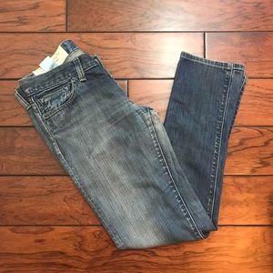 Loomstate Organic Cotton Straight Leg Jeans Sz 27